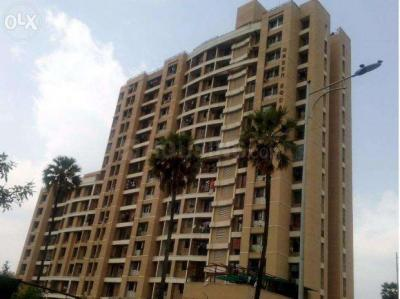 Gallery Cover Image of 700 Sq.ft 2 BHK Apartment for rent in Thane West for 13500