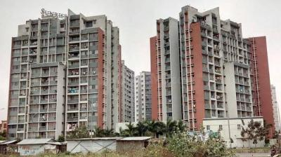 Gallery Cover Image of 840 Sq.ft 2 BHK Apartment for rent in New Town for 16000