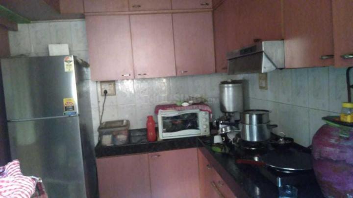 Kitchen Image of Girls PG in Dadar West