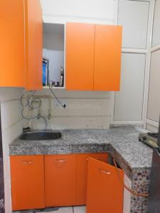 Kitchen Image of Heritage Rooms PG in Mukherjee Nagar