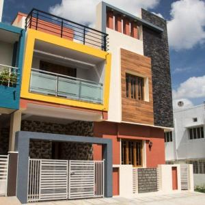 Gallery Cover Image of 1200 Sq.ft 4 BHK Independent House for buy in Dattagalli Third Stage for 12000000