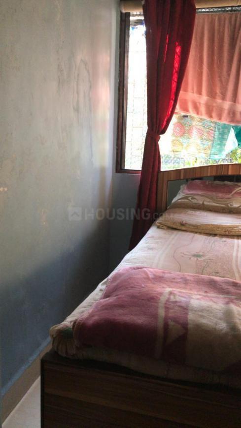 Bedroom Image of 500 Sq.ft 1 BHK Apartment for buy in Kopar Khairane for 5000000