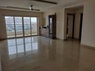 Gallery Cover Image of 2300 Sq.ft 3 BHK Apartment for rent in Sri Sairam Towers, Hafeezpet for 35000