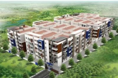 Gallery Cover Image of 1400 Sq.ft 3 BHK Apartment for buy in Jayani Paradise, Mahadevapura for 7200000
