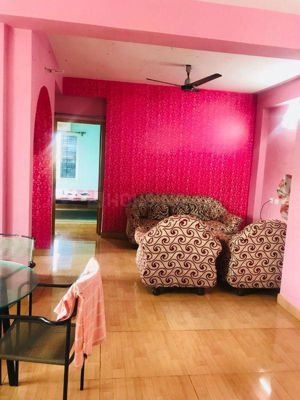 Living Room Image of 1500 Sq.ft 2 BHK Apartment for rent in Chinar Park for 15000