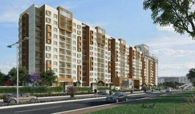 Gallery Cover Image of 1545 Sq.ft 3 BHK Apartment for buy in Renaissance Reserva, Jalahalli for 9338250