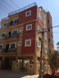 Gallery Cover Image of 800 Sq.ft 2 BHK Apartment for rent in Kogilu for 11000