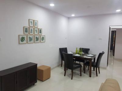 Gallery Cover Image of 761 Sq.ft 1 BHK Apartment for buy in Teenmurty Summit, Borivali East for 12100000
