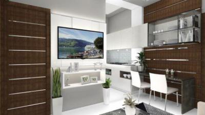 Gallery Cover Image of 600 Sq.ft 2 BHK Apartment for buy in Mansarovar for 1395000