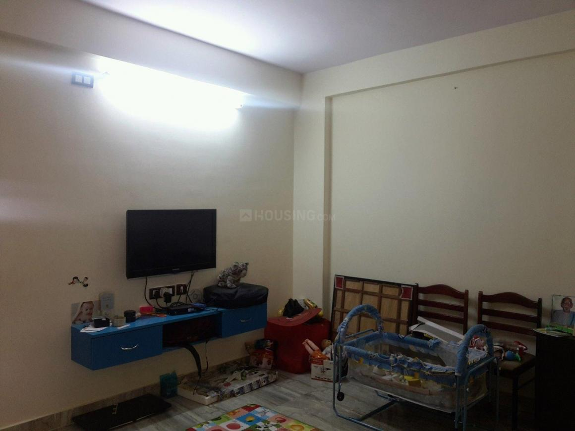 Living Room Image of 1044 Sq.ft 2 BHK Apartment for rent in Bettadasanapura for 19000