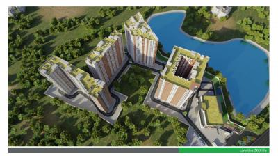 Gallery Cover Image of 353 Sq.ft 1 BHK Apartment for buy in Kovur for 1999999