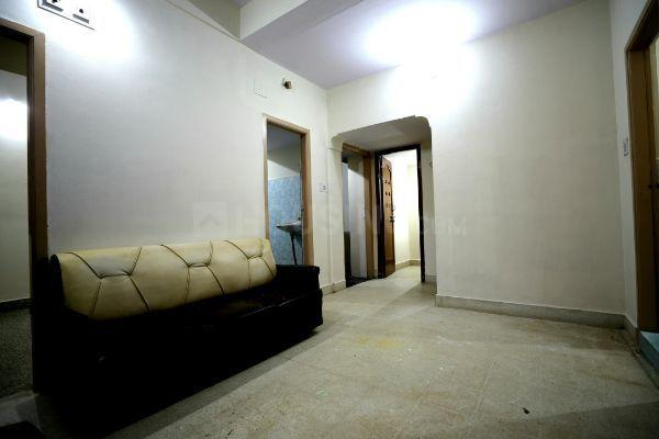 Living Room Image of 600 Sq.ft 2 BHK Independent Floor for rent in Chickpete for 20000