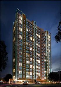 Gallery Cover Image of 506 Sq.ft 1 BHK Apartment for buy in Best Harmony Residency, Ghatkopar East for 9120000