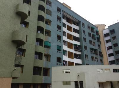 Gallery Cover Image of 590 Sq.ft 1 BHK Apartment for rent in RNA NG Regency, Thane West for 12000