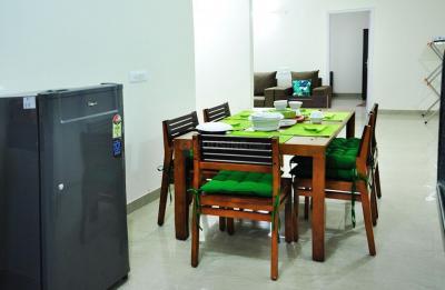 Dining Room Image of PG 4642091 Devinagar in Devinagar
