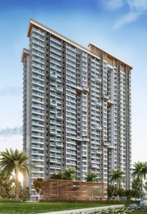 Gallery Cover Image of 863 Sq.ft 2 BHK Apartment for buy in Courtyard, Thane West for 13900000