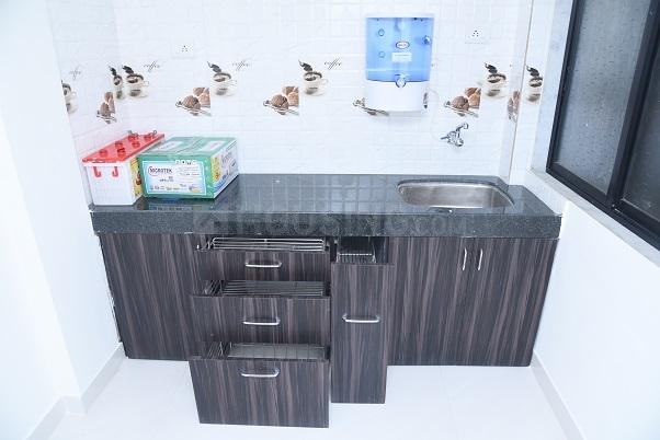 Kitchen Image of 321 Sq.ft 1 RK Apartment for buy in Neral for 795000