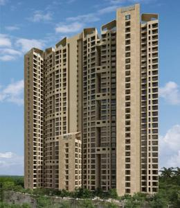 Gallery Cover Image of 710 Sq.ft 1 BHK Apartment for buy in Kasarvadavali, Thane West for 5490000