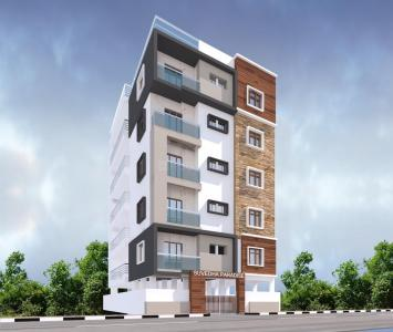 Gallery Cover Image of 1300 Sq.ft 3 BHK Apartment for buy in RR Nagar for 6500000
