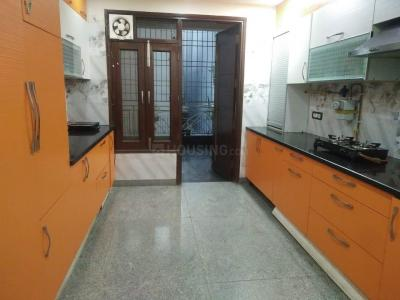 Kitchen Image of Gopal PG in Chhattarpur