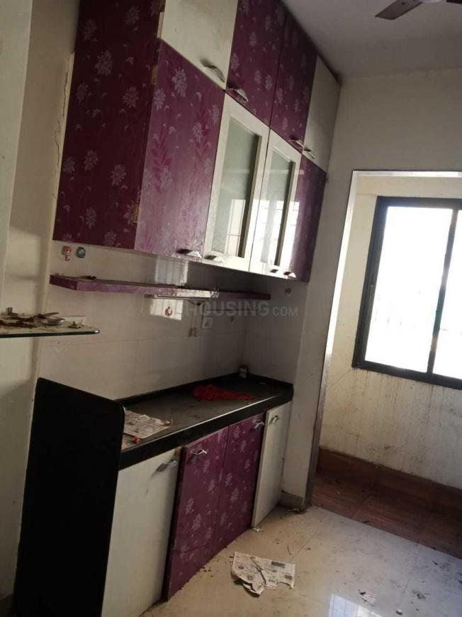 Kitchen Image of 705 Sq.ft 1 BHK Apartment for buy in Kalyan West for 3600000