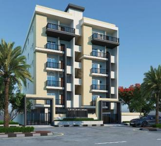 Gallery Cover Image of 907 Sq.ft 2 BHK Apartment for buy in Puppalaguda for 5300000