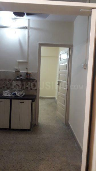 Kitchen Image of 700 Sq.ft 1 BHK Apartment for rent in Thane West for 19000