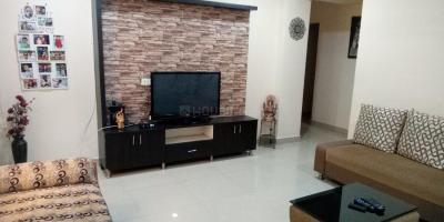 Gallery Cover Image of 1550 Sq.ft 3 BHK Apartment for rent in Hafeezpet for 25000