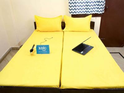 Bedroom Image of Zolo Eternal in Ejipura