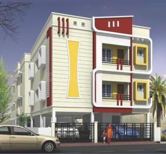 Gallery Cover Image of 1390 Sq.ft 3 BHK Apartment for buy in Tambaram for 7200000