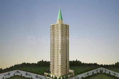Gallery Cover Image of 1300 Sq.ft 3 BHK Apartment for rent in Hiranandani Cardinal, Hiranandani Estate for 45000