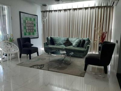 Gallery Cover Image of 2600 Sq.ft 4 BHK Apartment for rent in Prahlad Nagar for 85000
