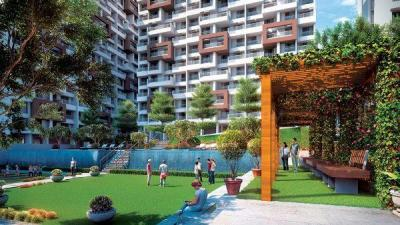 Gallery Cover Image of 837 Sq.ft 2 BHK Apartment for buy in Puraniks Abitante, Bavdhan for 5000000