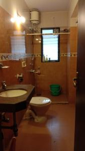Bathroom Image of Independent And Sharing Rooms in Bandra West