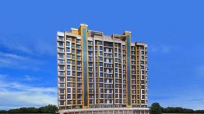 Gallery Cover Image of 1000 Sq.ft 2 BHK Apartment for buy in Ev Sapphire, Kalamboli for 6200000