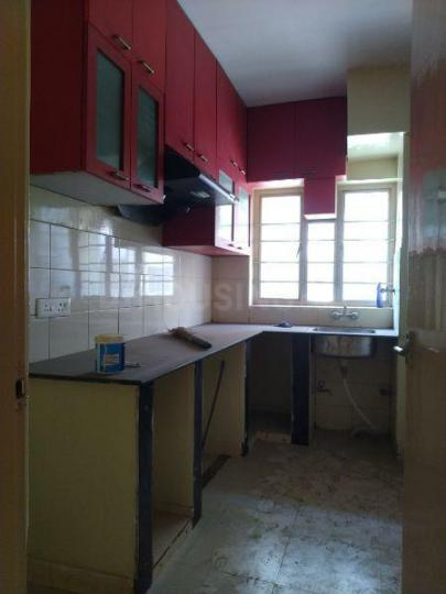 Kitchen Image of 1008 Sq.ft 2 BHK Apartment for rent in Ariadaha for 15000