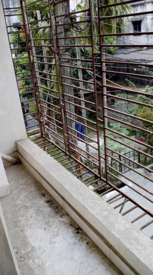 Bedroom Image of 450 Sq.ft 1 RK Villa for rent in Kaikhali for 5000