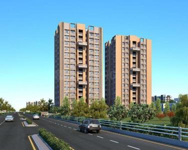 Gallery Cover Image of 1050 Sq.ft 2 BHK Apartment for buy in Green Valley, Maninagar for 5600000