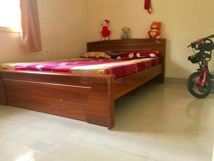 Bedroom Image of 750 Sq.ft 2 BHK Independent House for rent in Nagarbhavi for 14000