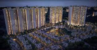 Gallery Cover Image of 1400 Sq.ft 2 BHK Apartment for rent in T Bhimjyani Neelkanth Woods Olivia, Thane West for 55000