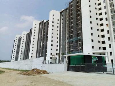Gallery Cover Image of 641 Sq.ft 1 BHK Apartment for buy in Ramalingapuram for 2500000