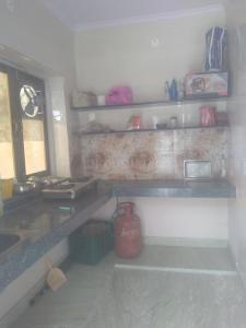 Kitchen Image of Dhundo PG in Timarpur