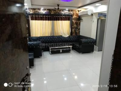 Gallery Cover Image of 1100 Sq.ft 2 BHK Apartment for rent in Dighe for 36000