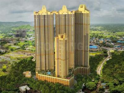 Gallery Cover Image of 1086 Sq.ft 2 BHK Apartment for buy in Arihant Clan Aalishan Phase 1, Kharghar for 7200000