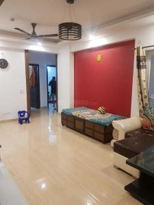 Gallery Cover Image of 1270 Sq.ft 2 BHK Independent Floor for rent in Spacetech Edana, Alpha I Greater Noida for 10000