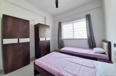 Bedroom Image of The Cliff Garden (tcg) Flat No. F-401 in Maan