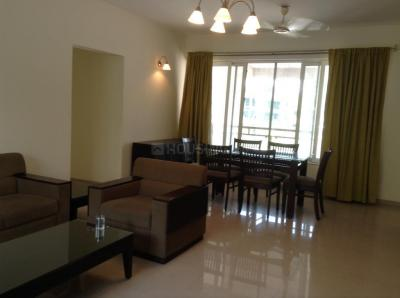 Gallery Cover Image of 1800 Sq.ft 3 BHK Apartment for rent in Koregaon Park for 65000