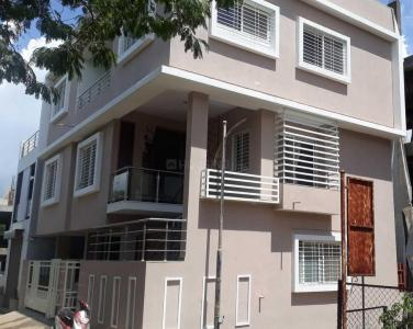 Gallery Cover Image of 1100 Sq.ft 3 BHK Independent House for rent in Wagholi for 7999