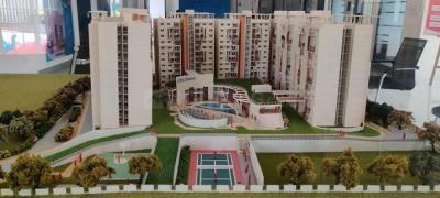 Gallery Cover Image of 645 Sq.ft 1 BHK Apartment for buy in Shriram Blue, Krishnarajapura for 4300000