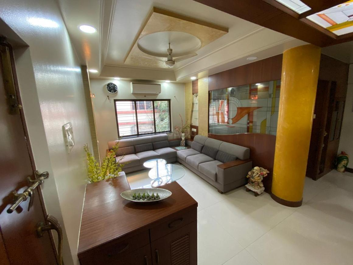 Living Room Image of 3000 Sq.ft 4 BHK Apartment for rent in Deccan Gymkhana for 80000